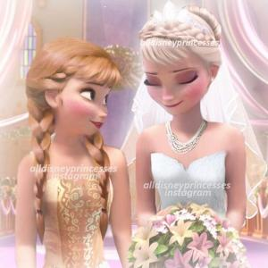 Elsa And Jack Wedding Photo