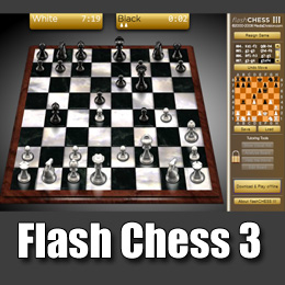 flash chess 3 how long does it take to checkmate