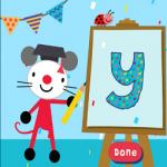 Arty Mouse & Friends Learn Abc