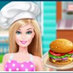 Barbie's Fast Food Restaurant