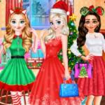 Disney Princess Christmas Party
