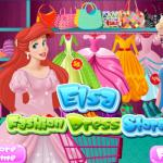 Elsa Fashion Dress Store
