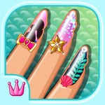 Mermaid Princess Nail Salon