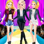Princesses Punk Style Fashion Show